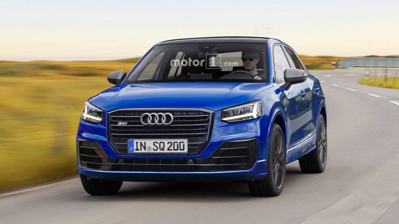 2018 Audi SQ2
