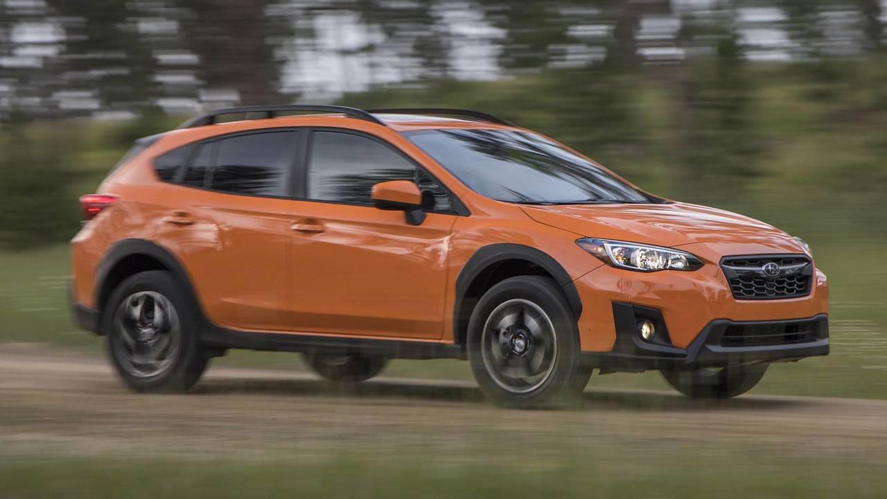 6. 2018 Subaru Crosstrek 2.0i manual, $22,710