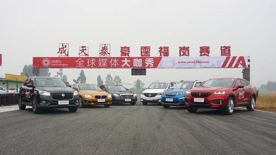 Finally, Driving Chinese Cars In China
