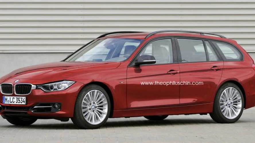 2013 BMW 3 Series wagon confirmed for U.S.