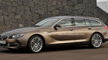 BMW 6-Series Gran Touring under consideration - report