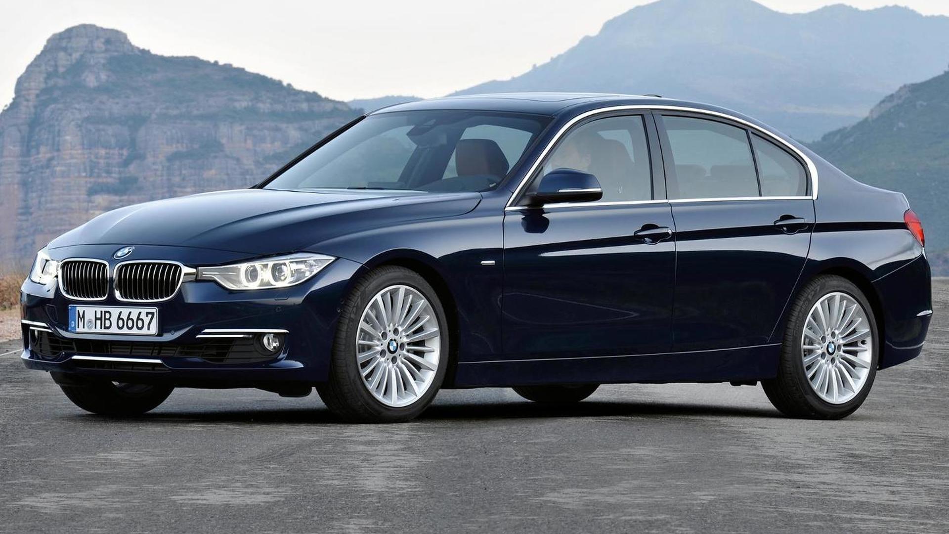 BMW I EfficientDynamics I Series XDrive Announced - Bmw 3 series turbo diesel