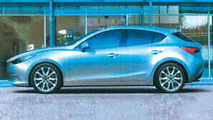 2014 Mazda3 leaked photo