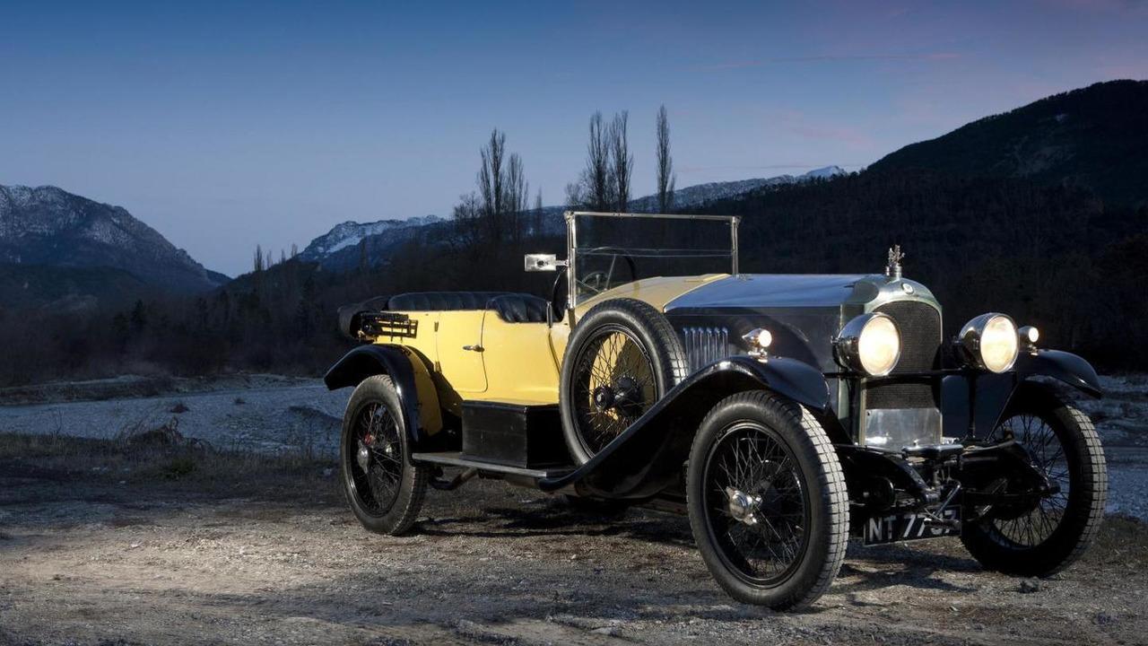 1926 Vauxhall OE-type 30-98