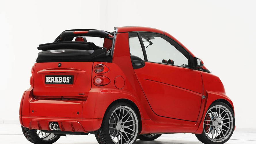 Brabus Ultimate 120 announced for Geneva