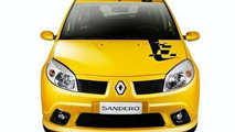 Renault Sandero F1 Team Ready for Alonso