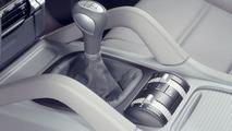 Porsche Cayenne V6 model with six-speed
