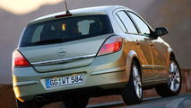 Opel Astra with 200hp 2.0 Turbo