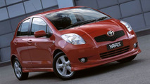 Toyota Yaris YRX Sport Body Kit