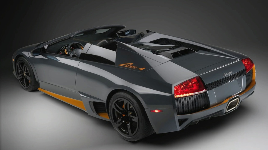 Lamborghini Murcielago LP650-4 Roadster First Official Photos Released