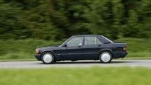 Mercedes-Benz 190 D BlueEfficiency based on 1992 Mercedes 190 E 2.6 Sportline