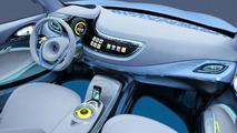 2009 Renault Fluence Zero Emission Concept