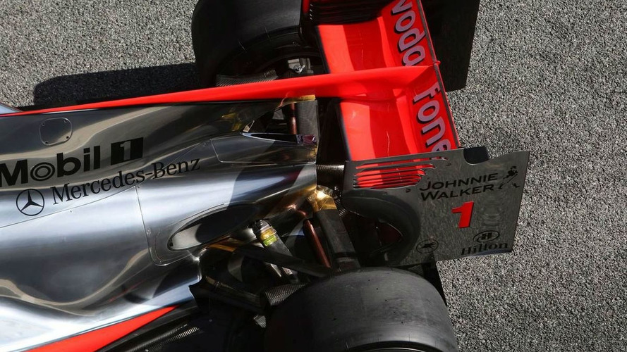 FIA's Whiting to inspect McLaren wing on Friday