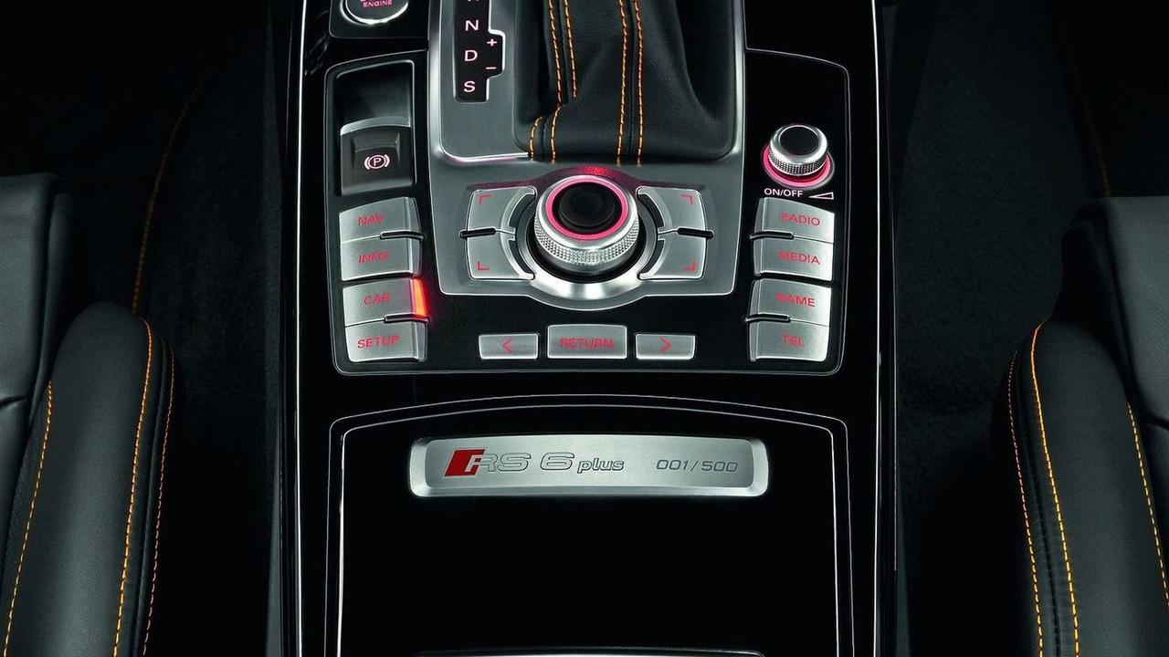 Audi RS6 Plus first photos 01.03.2010