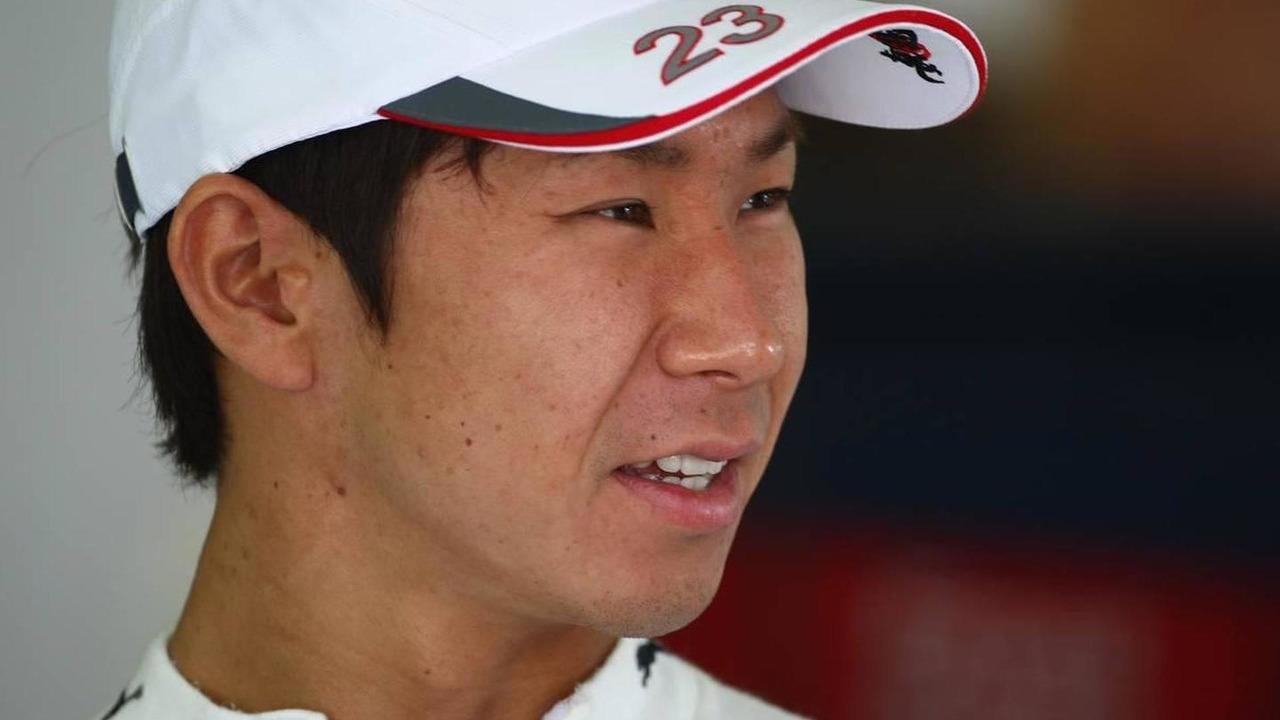 Kamui Kobayashi (JAP), BMW Sauber F1 Team