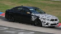 Next Generation BMW M5 Prototype Shows its Face