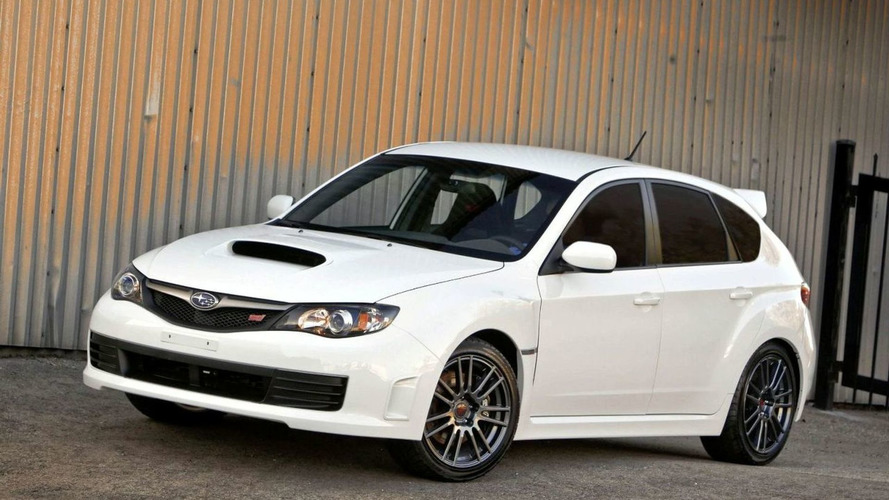 2010 Subaru Impreza WRX STI Special Edition to Debut in Los Angeles
