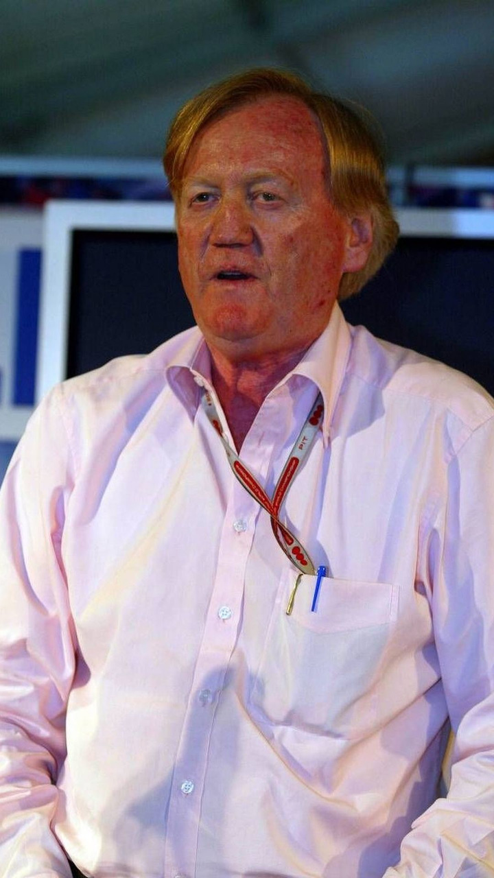 Ron Walker, AUS, Australian Grand Prix Corporation Chairman, Australian Grand Prix, 04.03.2004 Melbourne, Australia