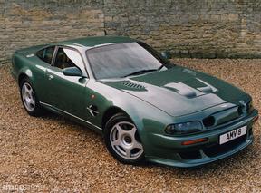 Aston Martin V8 Vantage Le Mans