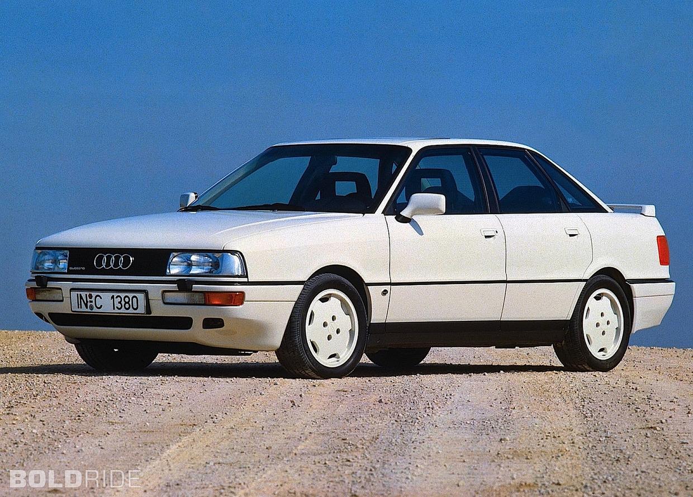Audi 90 Quattro