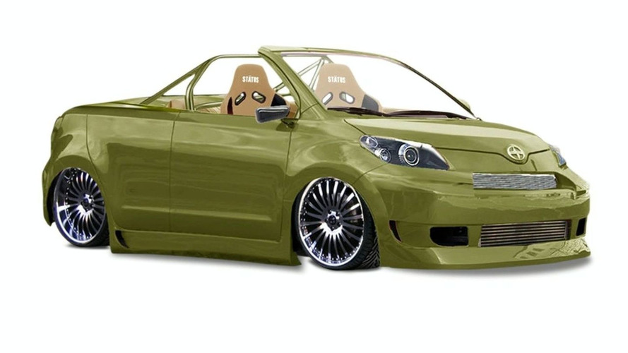 Scion xD by Team Koshak at SEMA