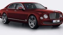Bentley Mulsanne 95 Edition