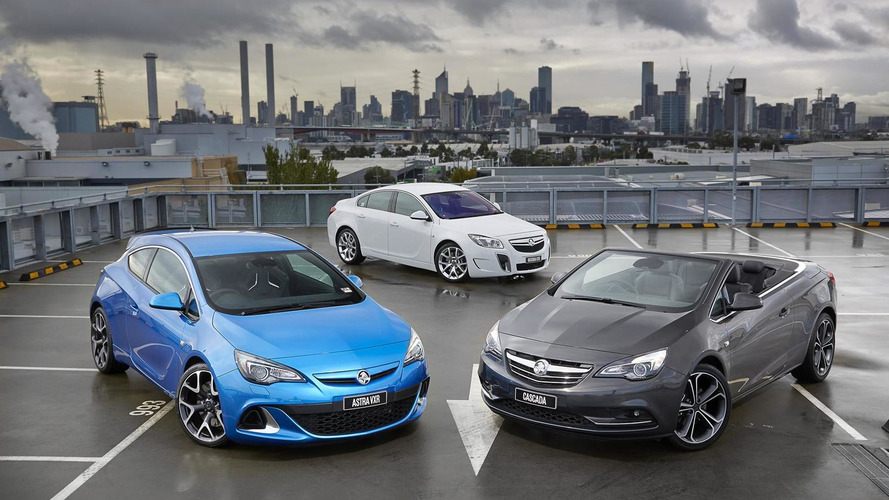Holden to launch 24 new models over the next five years