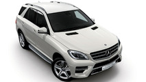 Mercedes ML350 BlueTEC 4MATIC 1st Anniversary Edition 28.8.2013
