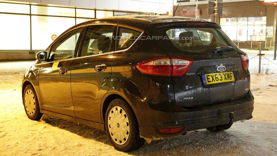 Ford C-MAX facelift spied hiding Aston Martin-inspired grille ahead of Geneva reveal