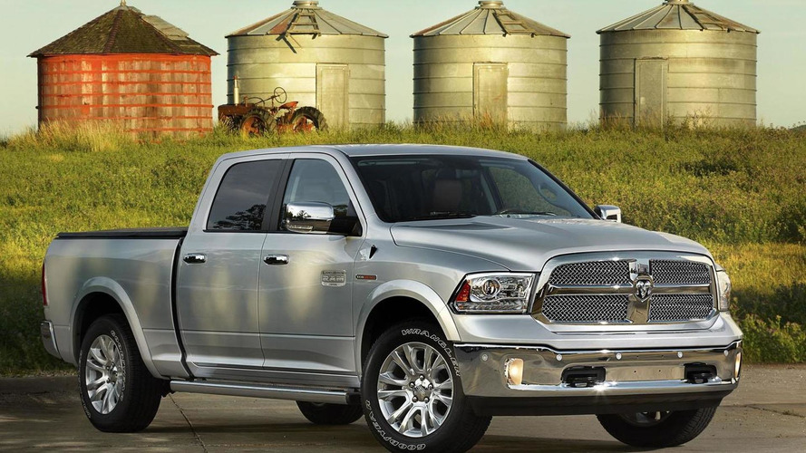 Review: 2016 Ram 1500 EcoDiesel