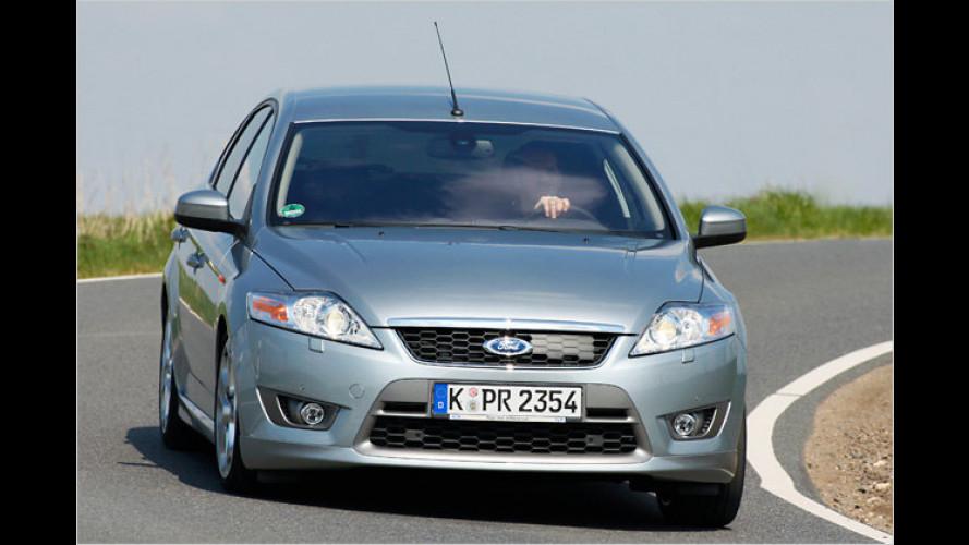 Viva Ford! Editionsmodelle mit Ausstattungs-Plus