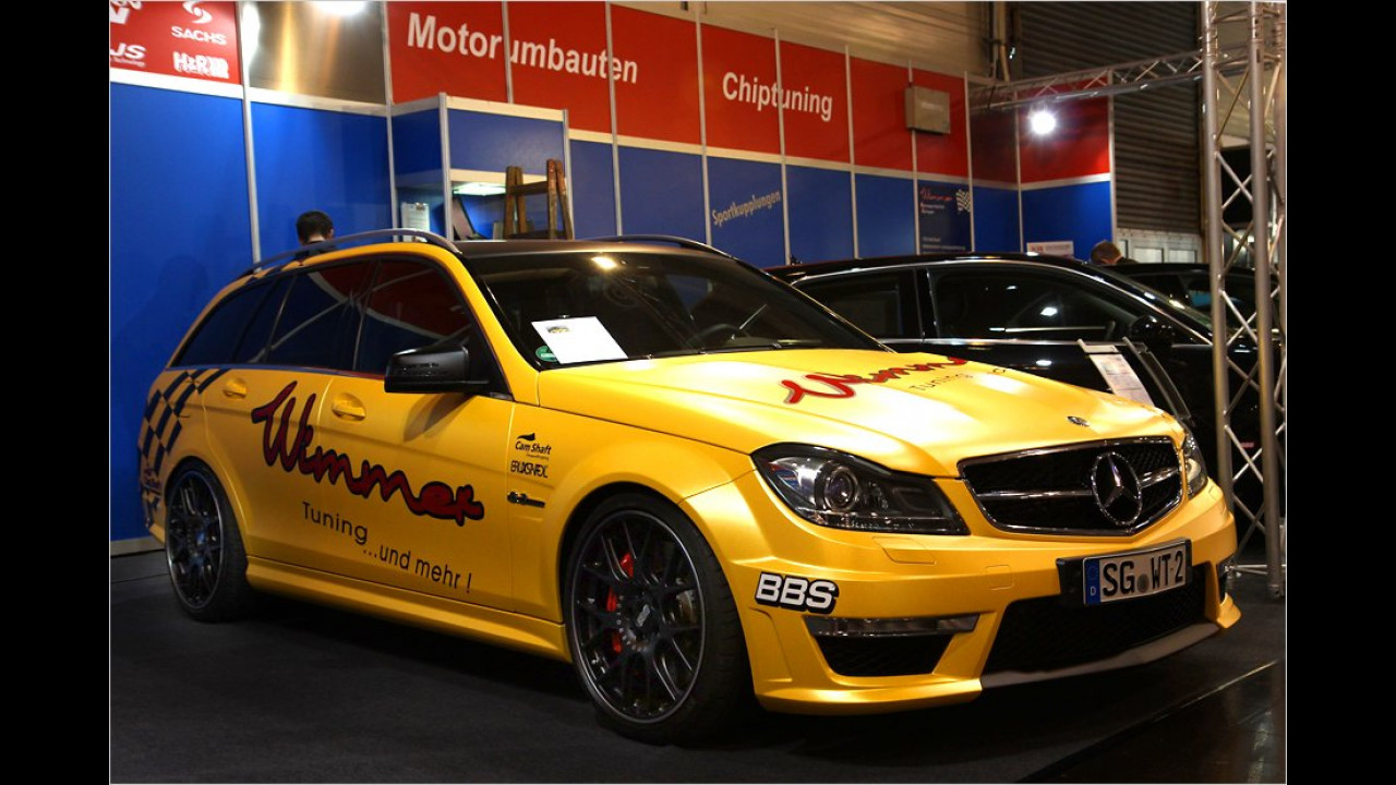 Wimmer C 63 AMG Performance