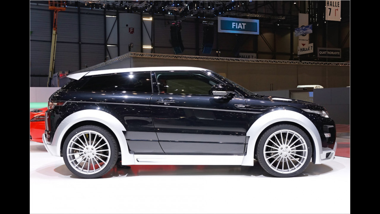 Hamann Range Rover Evoque