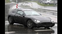 Ein offener Maserati