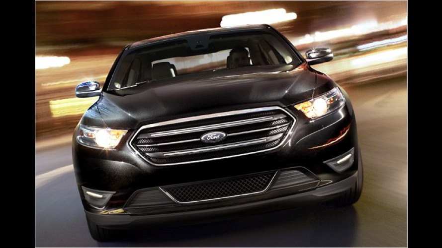 Ford Taurus Facelift