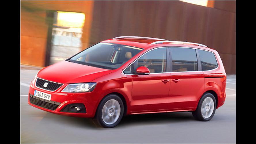 Seat 2012: Neue Motorisierungen, günstigere Preise