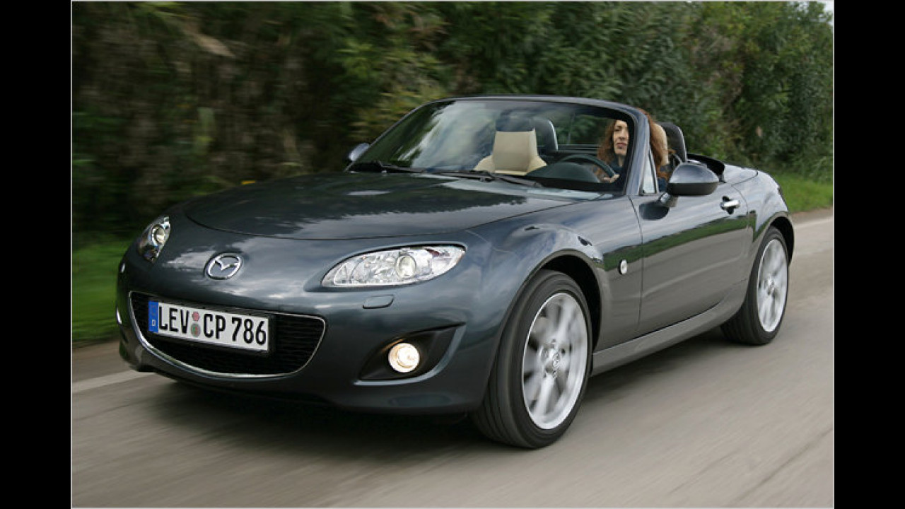 Mazda MX-5 Roadster-Coupe 2.0 Center-Line