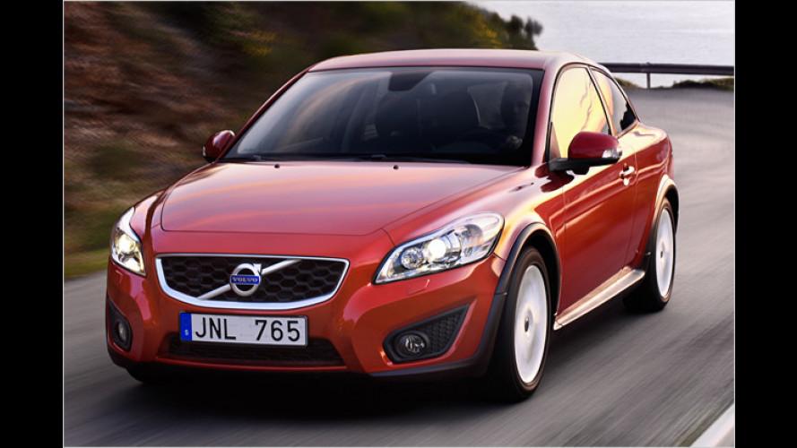 Neuer Volvo C30: Hersteller gibt die Preise bekannt