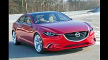 Neuer Mazda 6