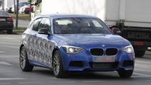 SPIED: 2012 BMW 135i hatchback M-Sport sheds more disguise
