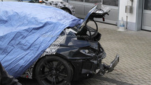 2012 BMW M6 prototype crashes on ring again 25.10.2011