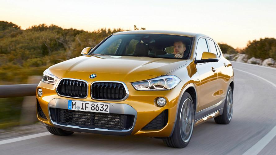 Test BMW X2