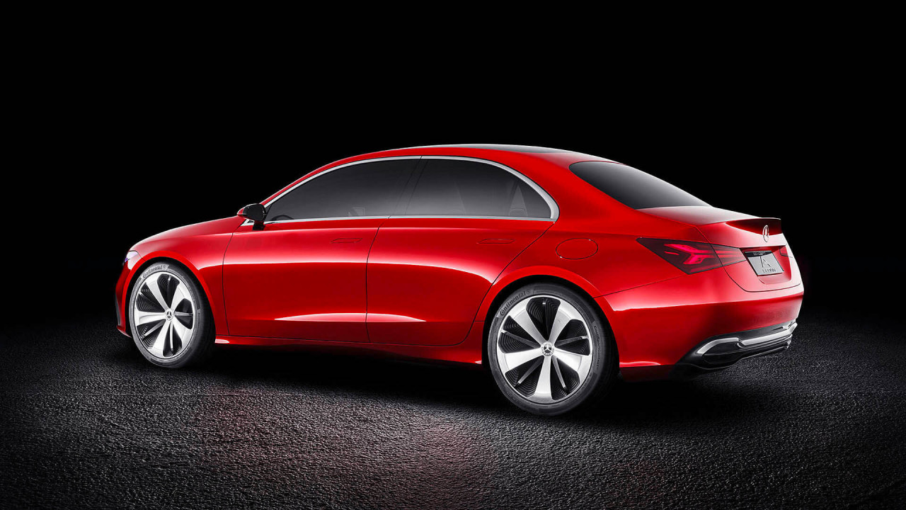 Mercedes A-Klasse: Erste Ausblicke