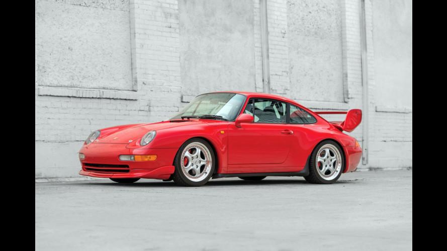 Porsche 911 993, come si faceva una volta
