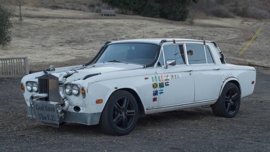 Rolls-Royce Hot rod