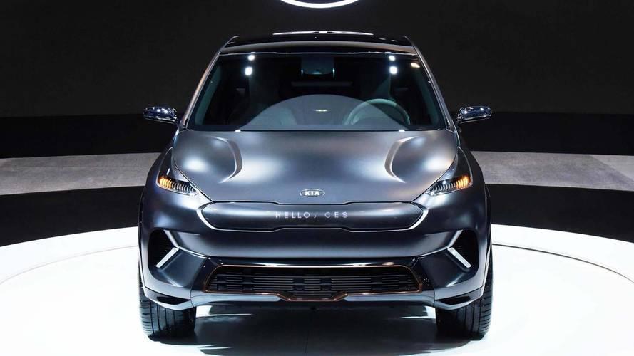 KIA Niro EV 2018: este prototipo adelanta cómo será