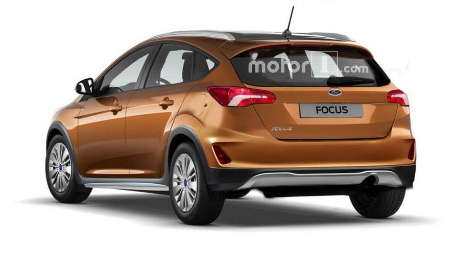 Ford Focus Active'i hayal edelim