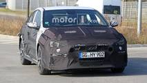 Hyundai i30 N Fastback Spy Photos