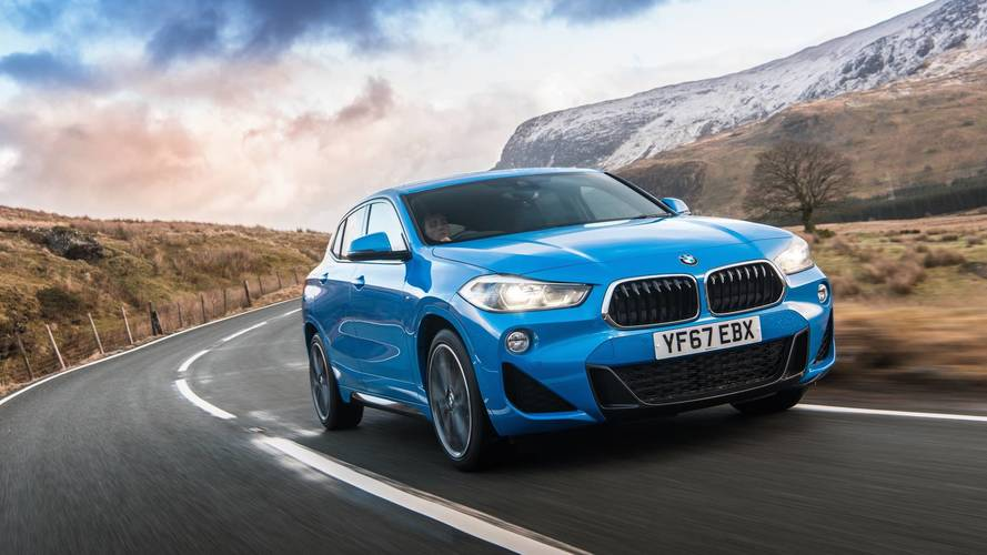 So Expensive That, As We Write, A Bigger BMW X4 XDrive20d M Sport (which Is  A Much More Expensive Model Than The X2 On List Price, At Least) Is ...