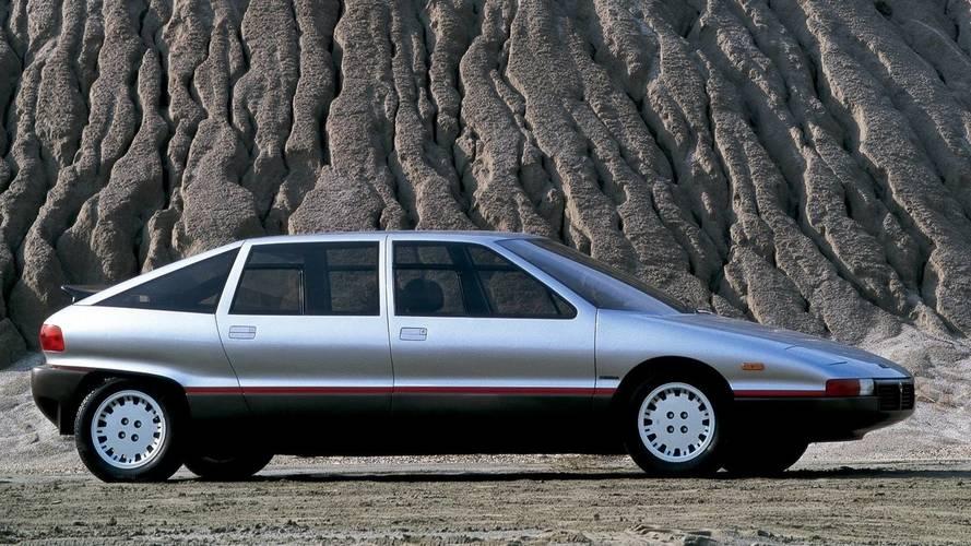 Unuttuğumuz Konseptler: 1980 Lancia Medusa